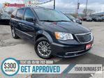 2014 Chrysler Town and Country Touring-L   1OWNER   LEATHER   NAV   DVD   CAM in London, Ontario