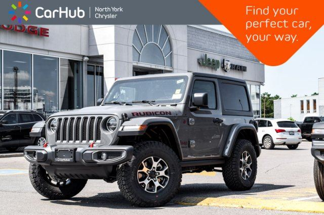 2019 JEEP Wrangler Rubicon in Thornhill, Ontario