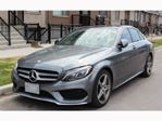 2017 Mercedes-Benz C-Class C 300  4matic Premium Package  Sport , Premium Enhanced in Mississauga, Ontario