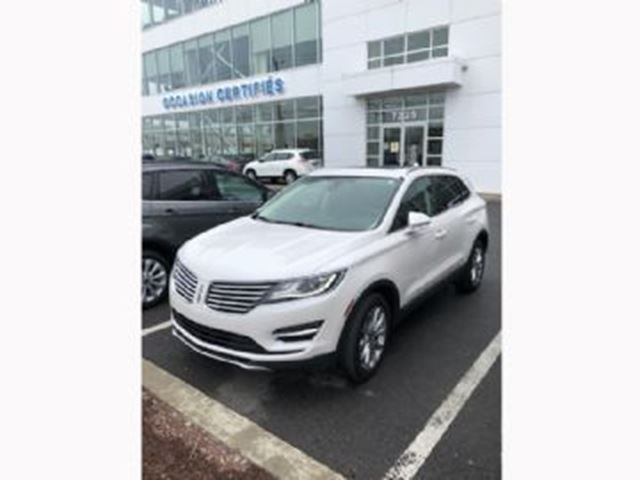 2016 LINCOLN MKC AWD - SELECT in Mississauga, Ontario