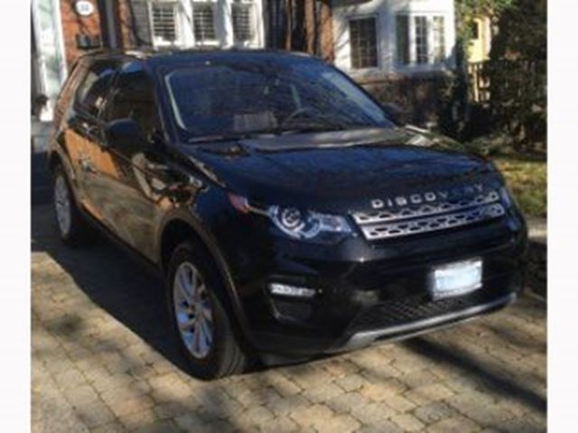 2017 LAND ROVER DISCOVERY 4WD   HSE / LEASE GUARD in Mississauga, Ontario