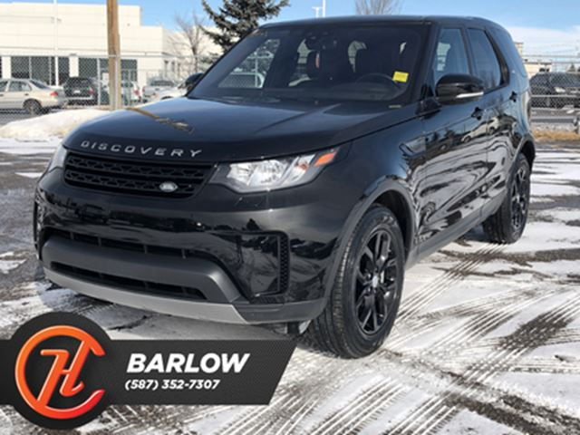 2018 LAND ROVER DISCOVERY SE / Navi / Back Up Camera / Heated leather seats in Calgary, Alberta