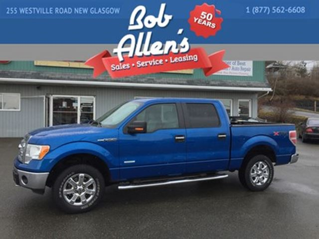 2014 Ford F-150 XLT 4x4 in