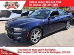 2016 Dodge Charger SXT, Auto, Navigation, Back Up Camera, AWD in Burlington, Ontario