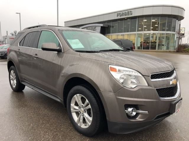 2011 Chevrolet Equinox 2LT \ ONE OWNER \ LEATHER \ in
