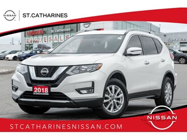 2018 NISSAN Rogue SV AWD in St Catharines, Ontario