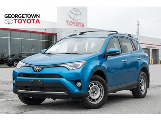 2016 Toyota RAV4 Limited NAVIGATION BACKUP CAM HEATED SEATS SUNROOF in