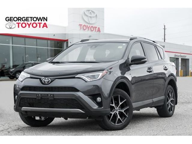 2017 Toyota RAV4 SE NAVIGATION BACKUP CAM HEATED SEATS SUNROOF in