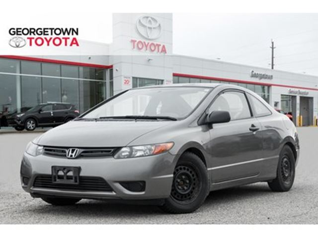 2008 Honda Civic DX-G NEW ARRIVAL LOW KMS! CLEAN!! in