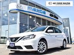 2018 Nissan Sentra 1.8 SV Midnight Edition NO ACCIDENTS ONE OWNER in Mississauga, Ontario