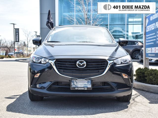 2016 MAZDA CX-3 GX (A6) ONE OWNER JUST ARRIVED in Mississauga, Ontario
