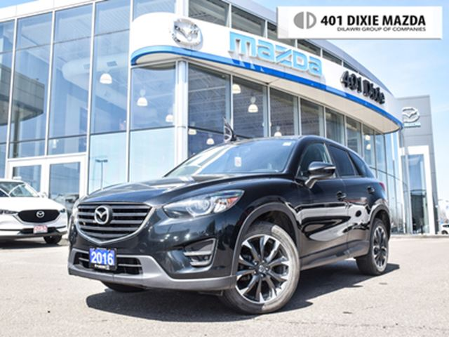 2016 MAZDA CX-5 GT 1.9% FINANCE AVAILABLE JUST ARRIVED in Mississauga, Ontario