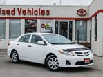 2013 Toyota Corolla CE   Auto   Very Low KMs   CD   AUX in Toronto, Ontario