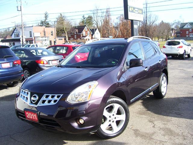 2011 Nissan Rogue SV,BLUETOOTH,SUNROOF,ALLOYS,BACK UP CAMERA,FOGS in