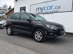 2015 Volkswagen Tiguan Trendline HEATED SEATS, AWD, LOW MILEAGE!! in North Bay, Ontario