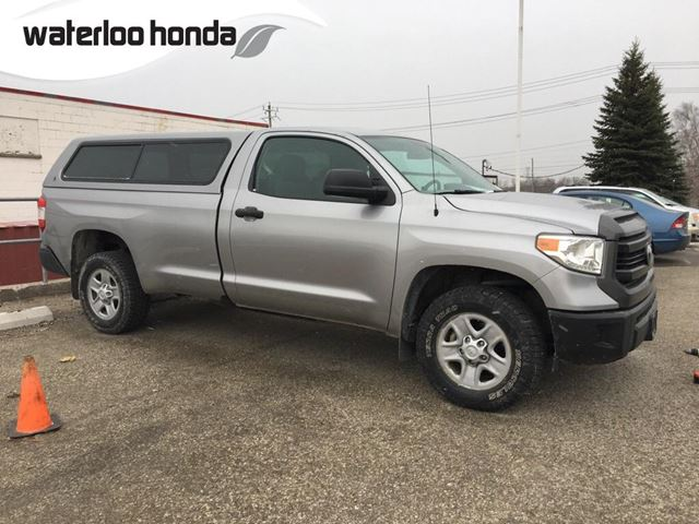 2015 TOYOTA Tundra SR 5.7L V8 Bluetooth, Back Up Camera, Leer Cap and more! in Waterloo, Ontario