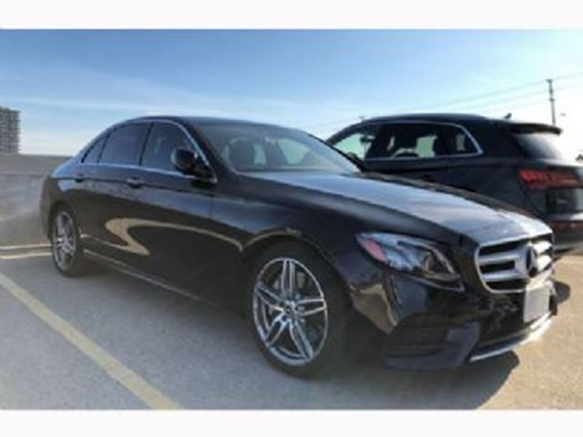2018 MERCEDES-BENZ E-CLASS 400 4matic Premium And Tech Package and More in Mississauga, Ontario