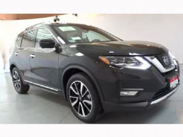 2018 NISSAN ROGUE 2.5L 4 CYL SL AWD RESERVE in Mississauga, Ontario