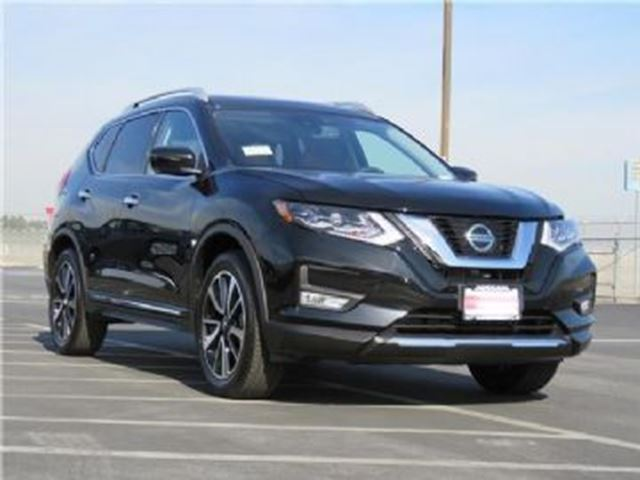 2018 NISSAN ROGUE 2.5L 4CYL SL AWD RESERVE in Mississauga, Ontario