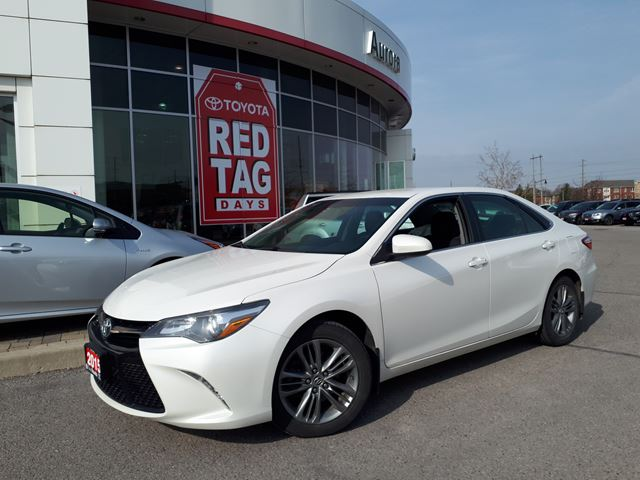 2015 Toyota Camry SE in