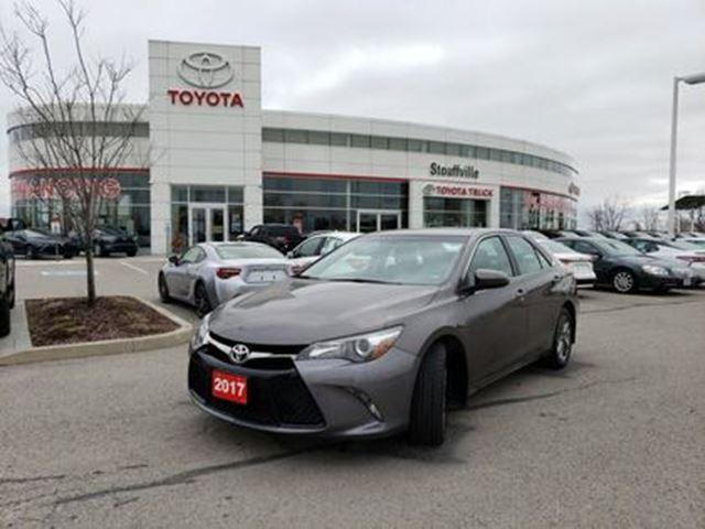 2017 TOYOTA CAMRY - in Stouffville, Ontario