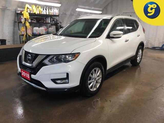 2018 Nissan Rogue SV * AWD * Remote start * Nissan connect touchscre in