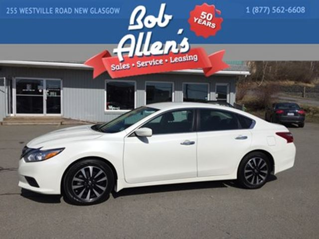 2018 NISSAN ALTIMA 2.5 SV in New Glasgow, Nova Scotia