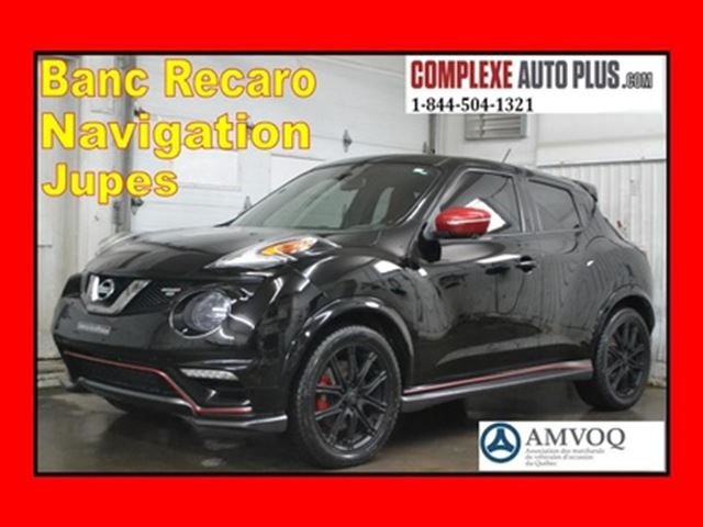 2015 Nissan Juke NISMO RS *Très rare! WOW Super look! in
