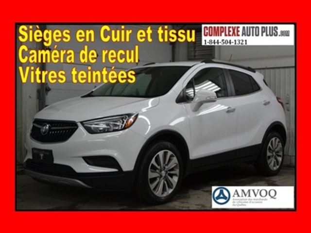 2017 Buick Encore Preferred 1.4T *Mags,Bluetooth,Caméra recul in