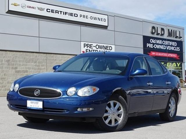 2005 BUICK ALLURE - Low Mileage in Toronto, Ontario