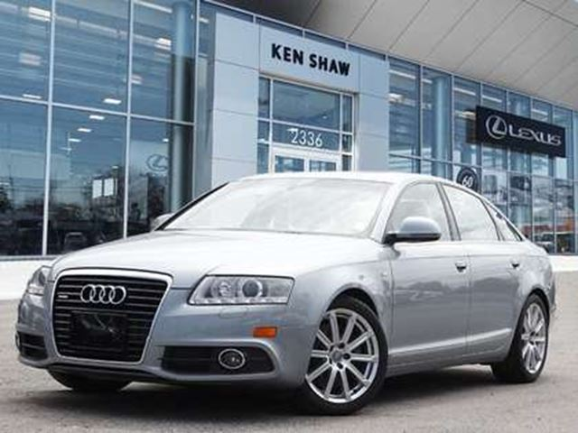 2010 AUDI A6 ** 3.0 Special Edition ** AS IS SPECIAL ** in Toronto, Ontario