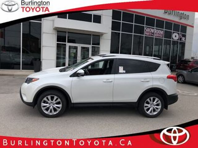 2015 Toyota RAV4 Limited in