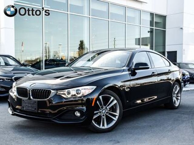 2016 BMW 428I xDrive Gran Coupe in Ottawa, Ontario