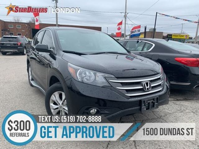 2014 HONDA CR-V EX   ROOF   HEATED SEATS   1OWNER in London, Ontario