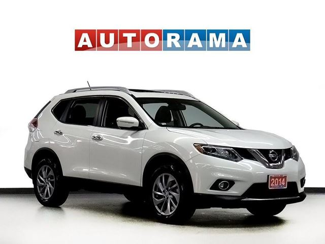 2014 Nissan Rogue NAVIGATION PANORAMIC SUNROOF 7 PASS AWD in