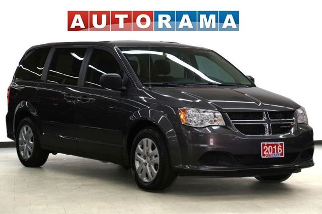 2016 DODGE Grand Caravan SXT STOW & GO 7 PASSENGER in North York, Ontario