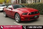 2014 Ford Mustang  GT  RWD  Convertible in Victoria, British Columbia