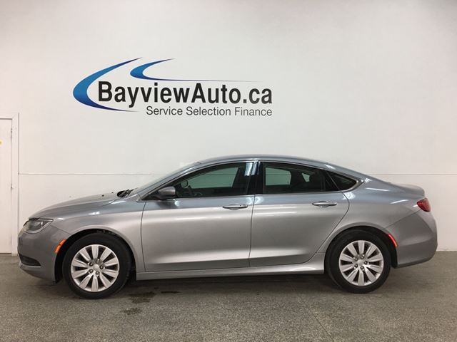 2016 Chrysler 200 LX - AUTO! A/C! CRUISE! PWR GROUP! in