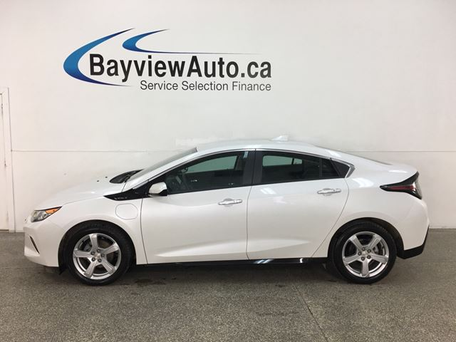 2018 Chevrolet Volt LT - EXT RANGE HYBRID! LTHR! LOW KMS! FULL PWR GROUP! in