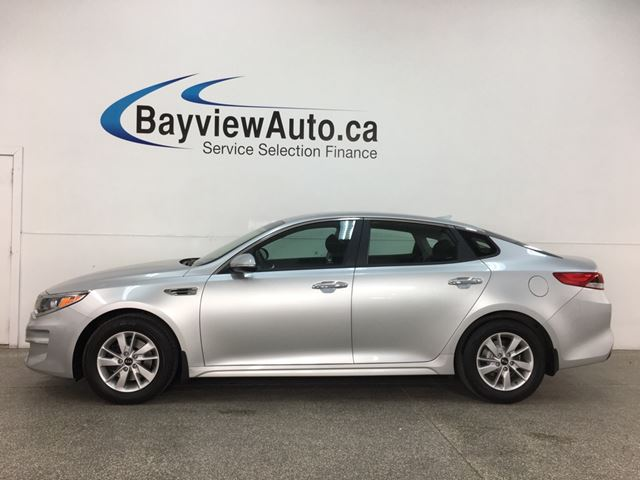 2016 Kia Optima LX - AUTO! A/C! CRUISE! BLUETOOTH! ALLOYS! in