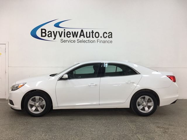 2015 Chevrolet Malibu 1LT - AUTO! ONSTAR! LEATHER TIM SEATS! ALLOYS! + MORE! in