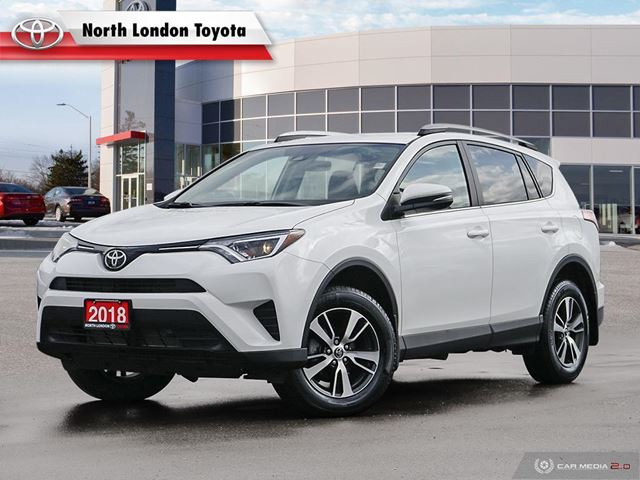 2018 TOYOTA RAV4 LE Former Daily Rental, No Accidents in London, Ontario