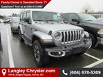 2018 Jeep Wrangler Unlimited Sahara *COLD WEATHER GROUP* *TOW GROUP* in Surrey, British Columbia