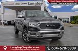 2019 Dodge RAM 1500 Laramie Longhorn *LONG HORN* *ADVANCED SAFETY GROUP* in Surrey, British Columbia