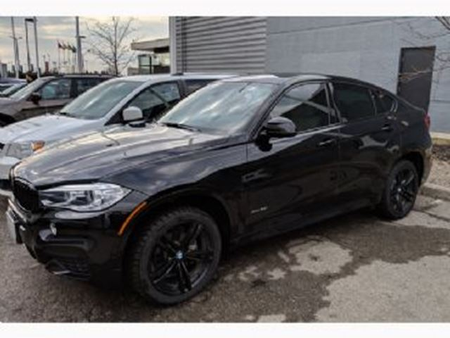 2017 BMW X6 AWD 4dr xDrive35i Premium Enhanced and Sport Package in Mississauga, Ontario