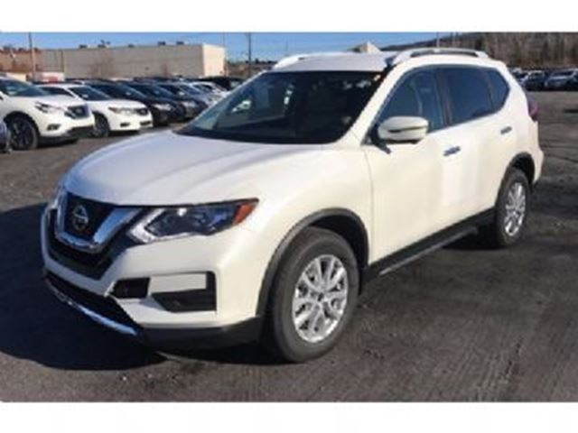 2018 NISSAN ROGUE 2018 NISSAN ROGUE SV AWD TECH PACK in Mississauga, Ontario