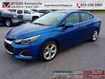 2019 Chevrolet Cruze Premier - Certified - Heated Seats in Kemptville, Ontario