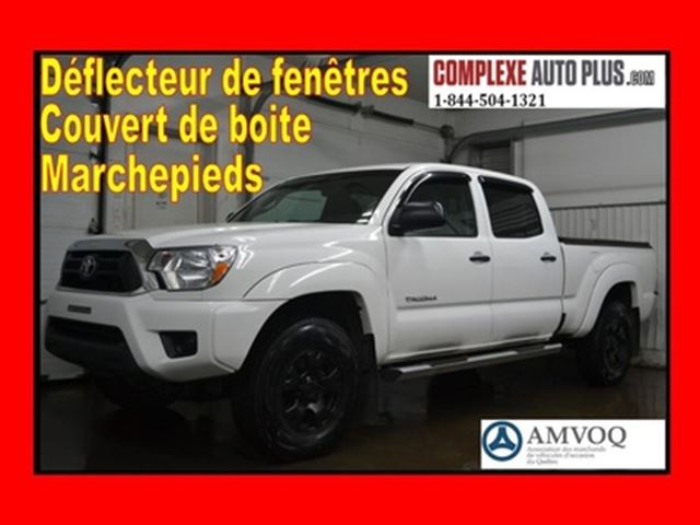 2015 Toyota Tacoma SR5 V6 4x4 Double Cab *Mags,Bluetooth,Camera recul in Saint-Jerome, Quebec