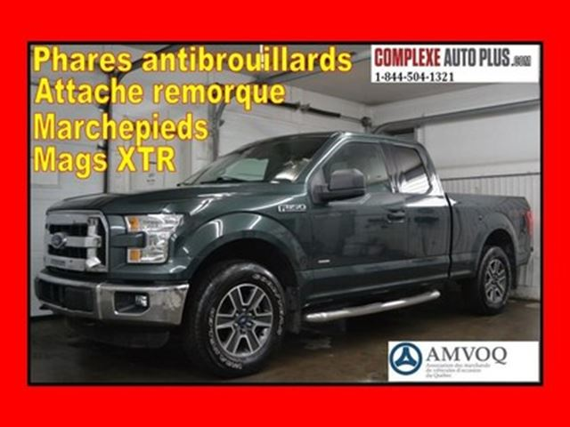 2015 Ford F-150 XLT 4x4 ECOBOOST Supercab *Mags XTR, Fogs, Marchep in Saint-Jerome, Quebec