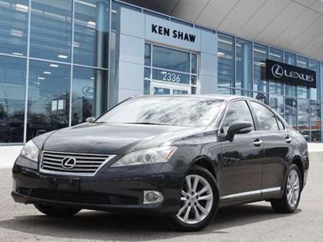 2010 LEXUS ES 350 ** Leather / Sunroof ** As Is Special ** in Toronto, Ontario